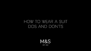 M&S Suits Poster 1